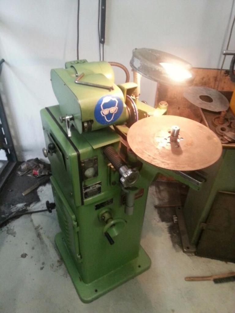 LOROCH JLM SW slijpmachine metaalcirkelzagen automaat